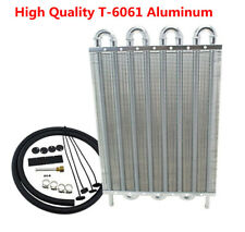 High Quality T-6061 Aluminum Remote Transmission Engine OIL COOLER for Auto Car