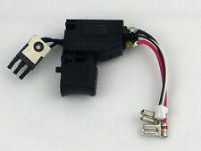 MAKITA Schalter ORIGINAL Schalter 650583-6 für BDF442 BDF452 BHP