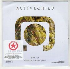 (EP987) Active Child, Subtle ft Mikky Ekko - 2013 DJ CD