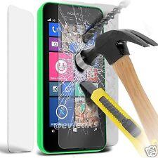 Protection d'écran verre trempé protection premium pour Nokia Lumia 630 635 téléphone