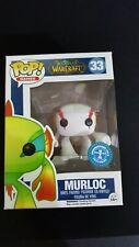 Funko POP: World Warcraft White Murloc #33