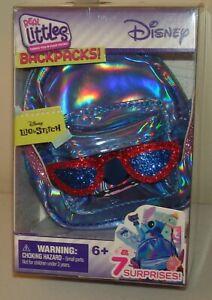 Disney Real Littles Mini Backpacks Lilo & Stitch 7 Surprises