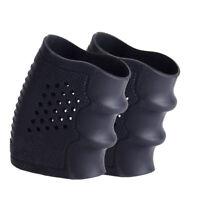 Outdoot Tactical Slip On Rubber Grip Glove Anti Slip Sleeve For Pistol CS
