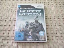 Ghost Recon para Nintendo Wii y Wii U * embalaje original *