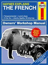 Haynes Explains The French Manual H6154