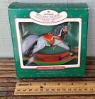 Hallmark Keepsake Ornament 1988 Rocking Horse Vintage