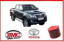 Filtro aria sportivo BMC per Toyota Hilux 7  kit motore filter filtre Fortuner