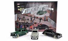 PROMO : coffret Salon de Paris 1949 au 1/43 de DINKY CIJ Norev
