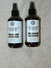 Arganatural Coco Repairing  Leave in Conditioner  8 oz x 2