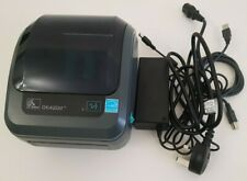 Zebra GK420d Thermal Label Printer USB Parallel Ebay Seller Dropship Office