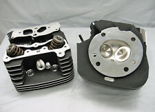 R&R Cycles Cast Stage 5 Cylinder Heads For Harley Davidson Twin Cam Engines