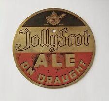 Robert H Graupner Brauerei Bier Harrisburg PA Fass Hahn Marker Jolly Scot ALE