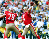 STEVE YOUNG Photo Picture SAN FRANCISCO 49ers Football Print 8x10 or 11x14 (SY4)