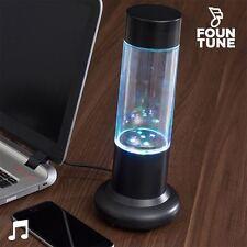 Altavoz de agua LED fountune