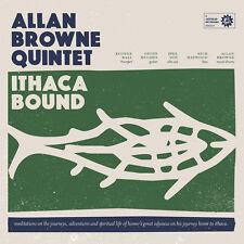 Ithaca Bound - Allan Browne Quintet (Jazzhead Records)