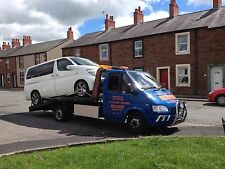 Ford Transit Recovery Vehicle