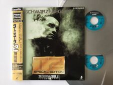 Schwarzenegger Terminator 2: Judgment Day Special Edition with Obi  Japan LD