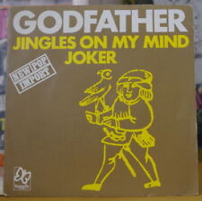 GODFATHER JINGLES ON MY MIND FRENCH SP BUTTERLY RECORDS 1972