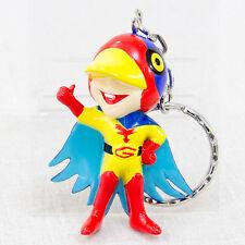 Kagaku Ninja Tai Gatchaman G-4 Mascot Figure Key Chain JAPAN ANIME MANGA