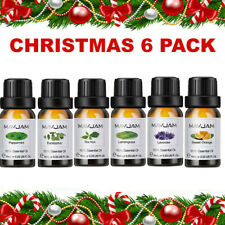 Natural 10ml Essential Oils Set Pure Aromatherapy Essential Oil Fragrance Aroma