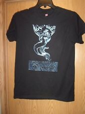 Noise Ordinance 2012 M black t shirt another roadside attraction Bard n Mustache