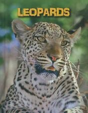 Leopards (Living in the Wild: Big Cats)-ExLibrary