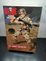 GI JOE Classic Collection US Army Infantry 1996 Limited Edition Hasbro