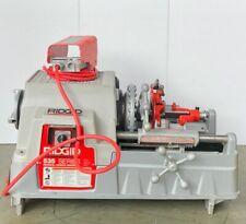 RIDGID 535 SERIES Tuyau Filetage Machine / Tuyau Enfile-Aiguille 115 V #3