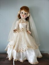 "Vintage 23"" Sweet Sue American Character Bride Doll"