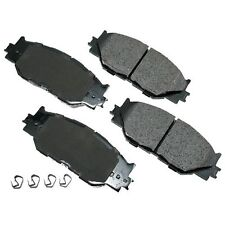 Front Brake Pads for  LEXUS IS250 2006-2010 IS250 2012-2014 Premium Front Brakes