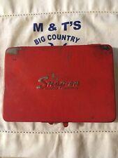 Vintage Snap-On KRA-275  Tool Box