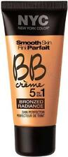 NYC     BB CREAM  5 IN 1 SKIN PROTECTOR  BRONZED RADIANCE 5 IN 1