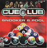 Cue Club Snooker & Pool  PC, 2004 and 6 to Adult  Region-Free
