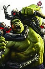 Avengers 2 Age of Ultron (2015) Movie Poster (24x36) - The Hulk Comic Con