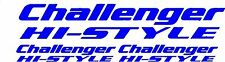 x 3 Challenger Hi-Style SWIFT Caravane / camping-car Stickers autocollant