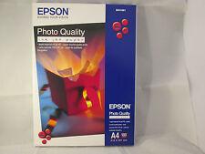 Epson Inkjet Printer Paper