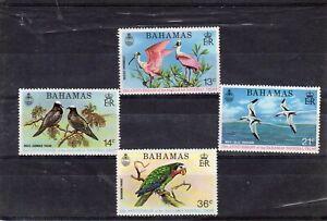 Bahamas - Vögel 370/3 **