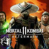 Mortal Kombat 11 PC Premium + Aftermath DLC Steam OFFLINE - READ DESCRIPTION