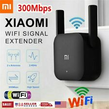 Xiao-mi WiFi Amplifier Pro 300M 2.4G Wireless Repeater Wall Plug Extender G7D5