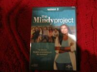 "COFFRET 4 DVD NEUF ""THE MINDY PROJECT - SAISON 2"""