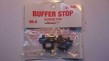 Peco SL-440 Buffer Stop (Sleeper type - two per pack) OO9 / HOe Gauge (PL)