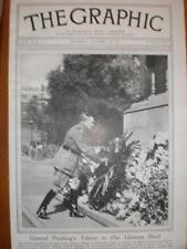 Photo US General of the Armies John J Pershing 1921