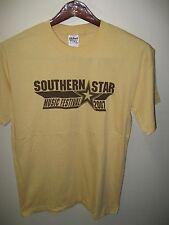 Southern Star Music Festival Atlanta Georgia Panama City Beach FL 2007 T Shirt M