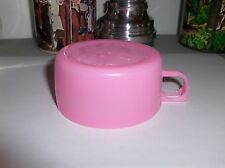 Pink Cup Plastic Lunch Box-Thermos Brand Cup-By Thermos Co,Cup-28A53>Free To US