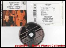 "Marin MARAIS ""La Gamme"" (CD) C.Medlam 1993"