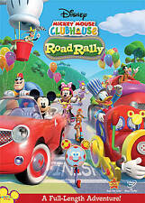 Mickey Mouse Clubhouse: Road Rally (DVD, 2010)