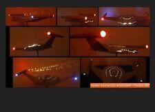 EFFECT LED LIGHTING KIT Romulan Bird of Prey AMT 1/1000 Star Trek