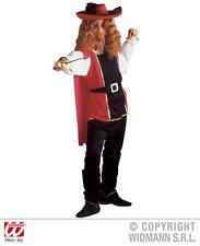 Childrens Mousquetaire Costume Robe Fantaisie Bandit Outfit 140Cm