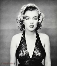 1957 Vintage Marilyn Monroe By Richard Avedon Movie Actress Film Model Photo Art