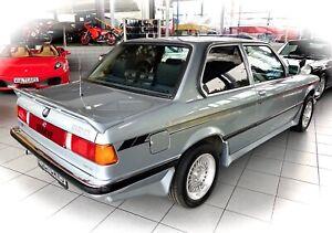 *GEPFLEGTE ZEITKAPSEL* BMW 316 e21 BBS Kult Rarität aus 1981 im Oldtimer Museum